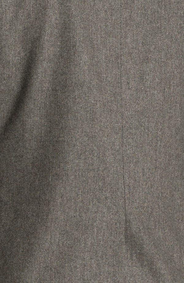 Alternate Image 7  - Brooks Brothers Tweed Wool Suit
