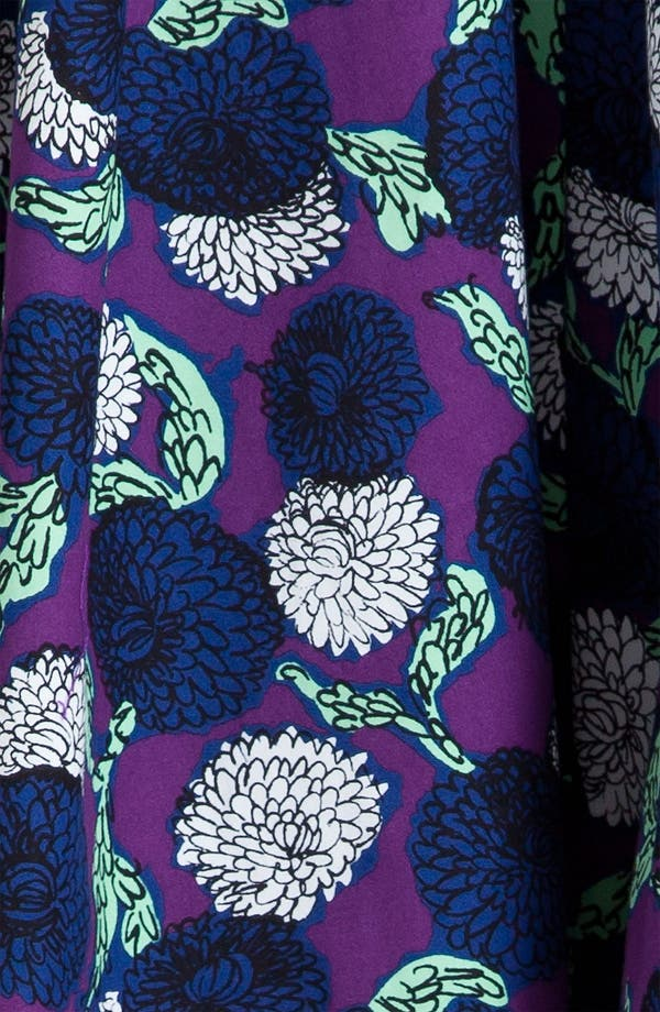 Alternate Image 5  - Marni Mum Print Gabardine Skirt