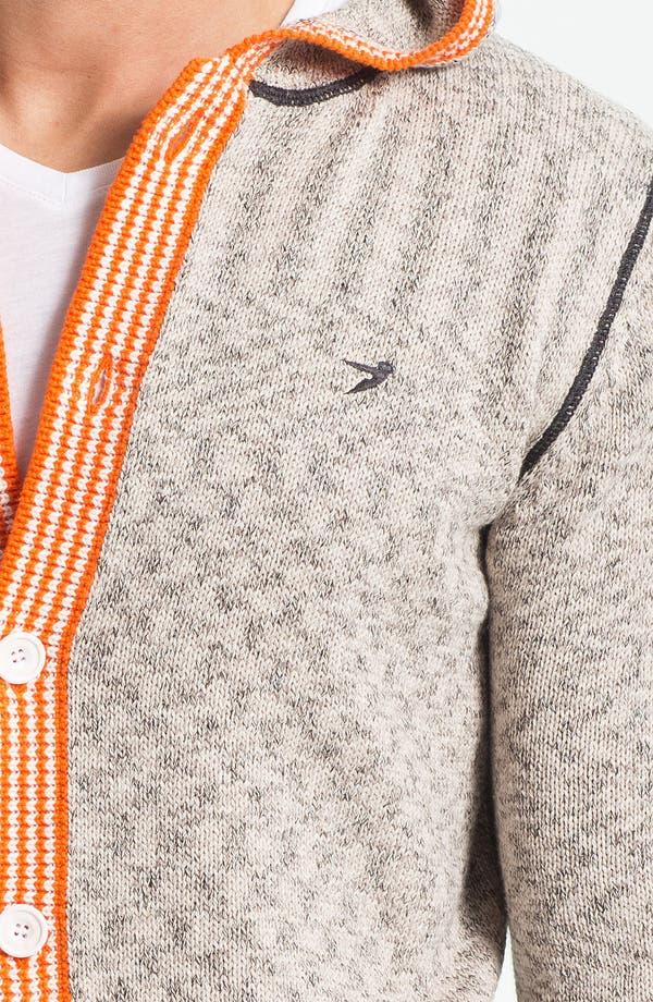 Alternate Image 3  - 55DSL 'Kurtis' Hooded Sweater