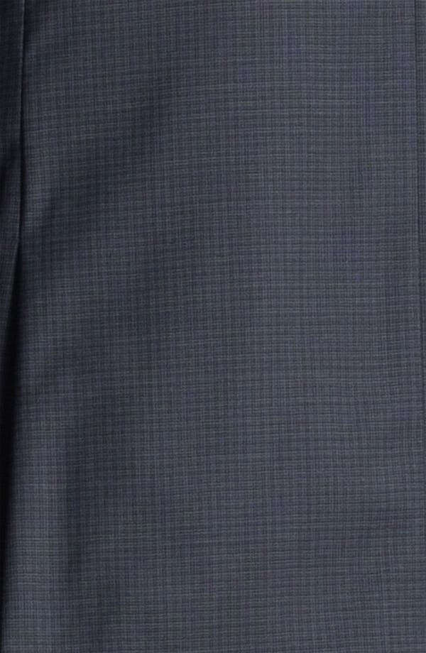 Alternate Image 6  - HUGO 'Amaro/Heise' Trim Fit Suit