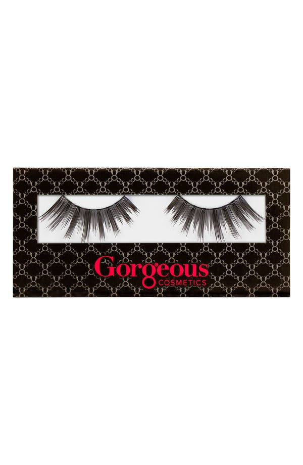 Alternate Image 1 Selected - Gorgeous Cosmetics 'Liza' Faux Lashes