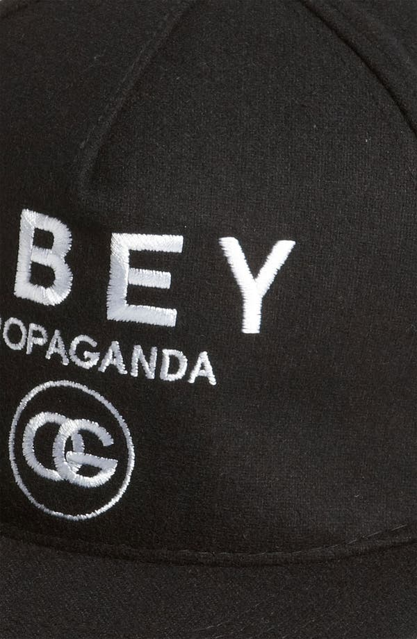 Alternate Image 2  - Obey 'Coco Luxe' Baseball Cap