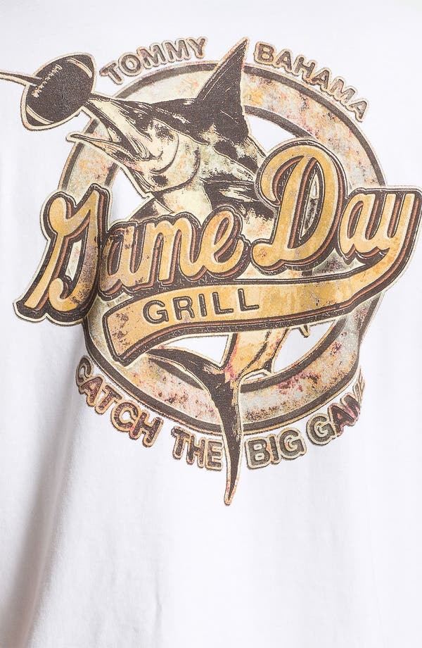 Alternate Image 3  - Tommy Bahama 'Game Day Grill' T-Shirt