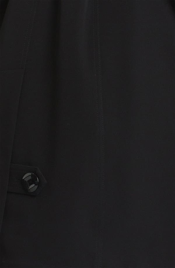 Alternate Image 3  - Gallery Club Collar Trench Coat