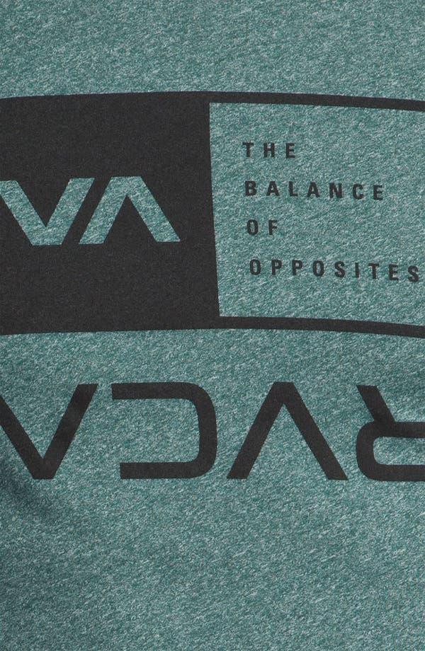 Alternate Image 3  - RVCA 'Flipped Box' Graphic T-Shirt
