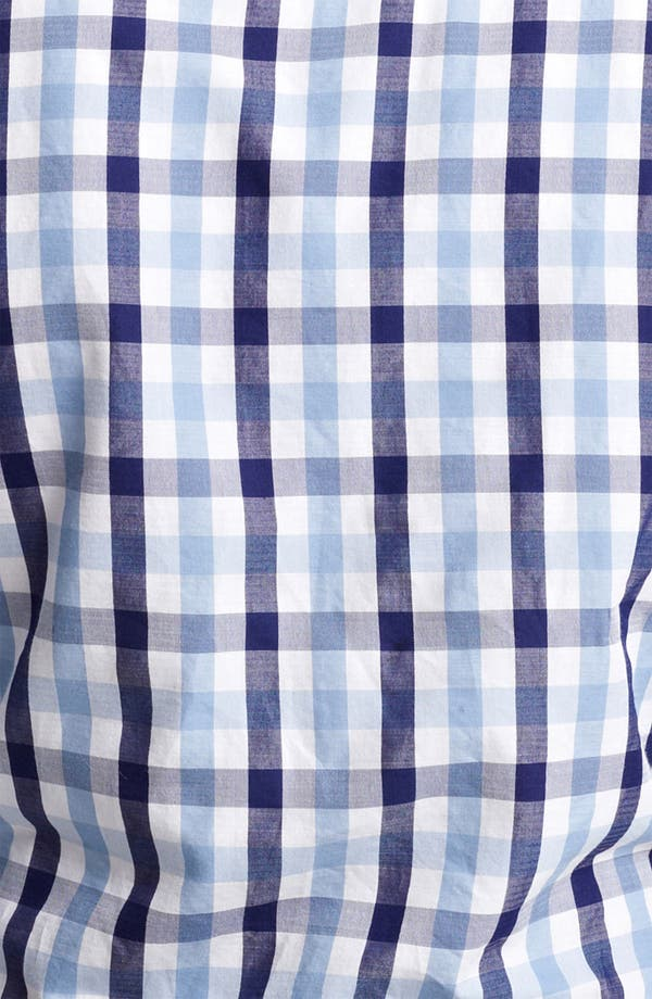 Alternate Image 3  - Armani Collezioni Double Face Cotton Sport Shirt