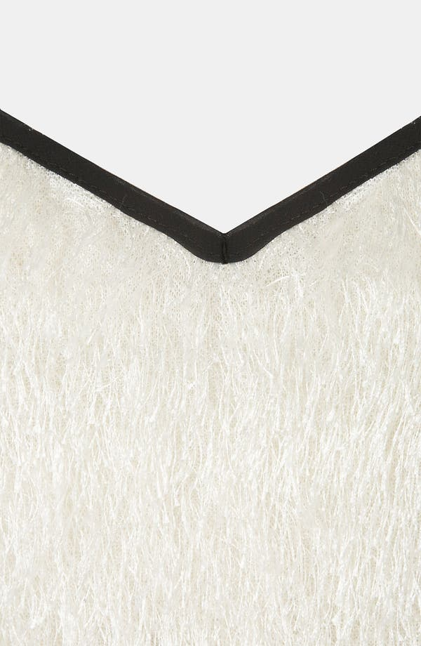 Alternate Image 3  - Topshop Feather Knit Camisole
