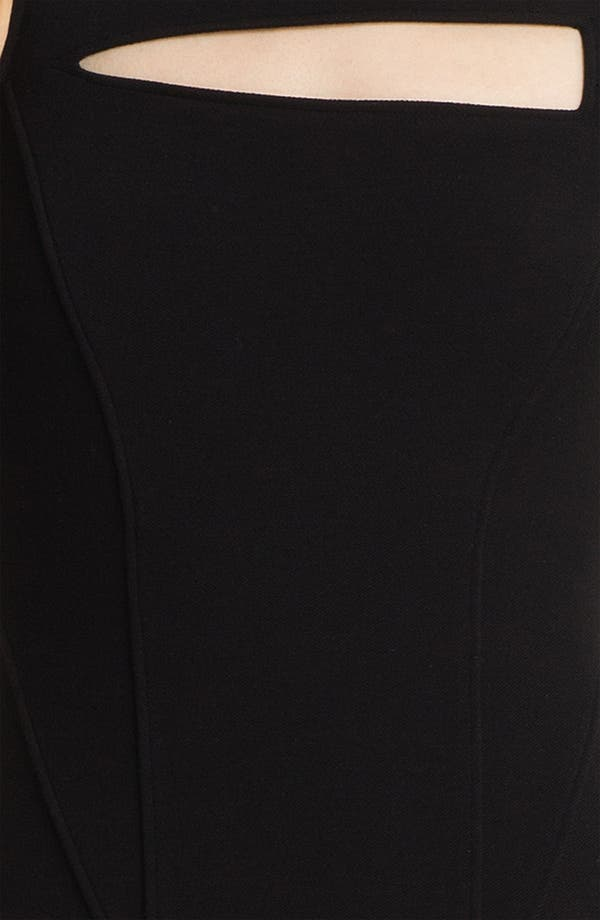 Alternate Image 3  - HELMUT Helmut Lang 'Gala' Knit Dress