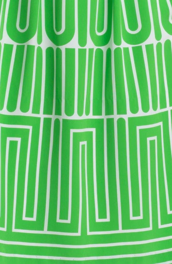 Alternate Image 3  - Trina Turk 'Garden Maze' Print Fit & Flare Dress