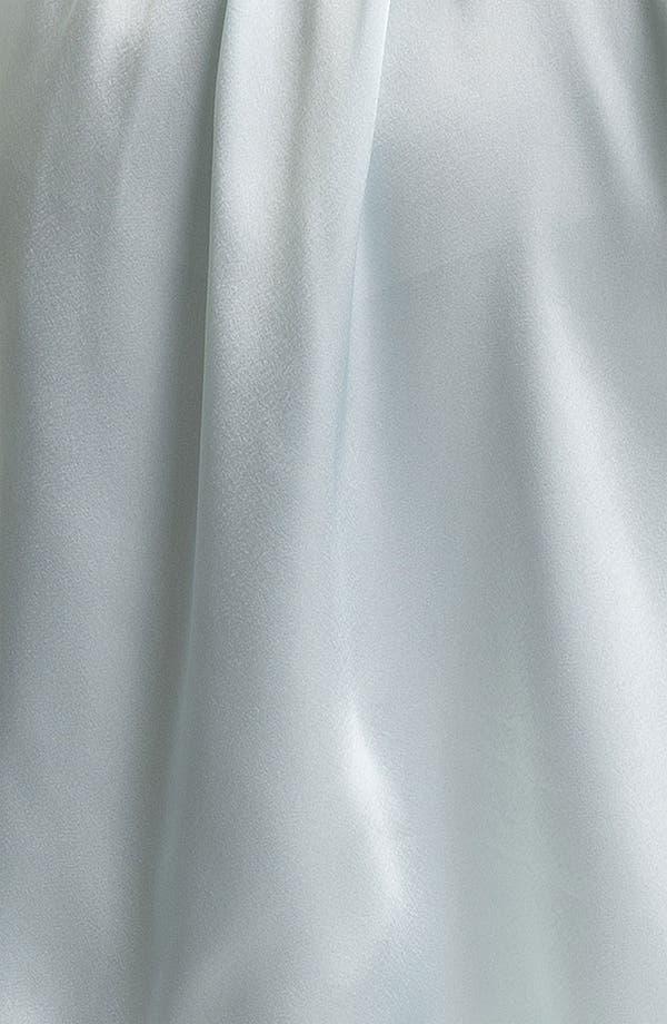 Alternate Image 3  - Oscar de la Renta Sleepwear 'Lovely in Lace' Short Robe