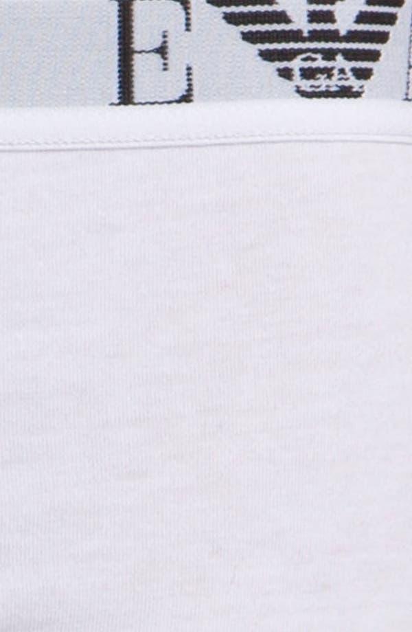 Alternate Image 3  - Emporio Armani 3-Pack Boxer Briefs