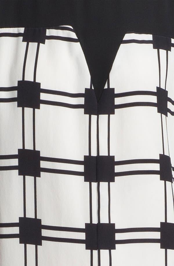 Alternate Image 3  - Tibi 'Marcel' Check Shift Dress