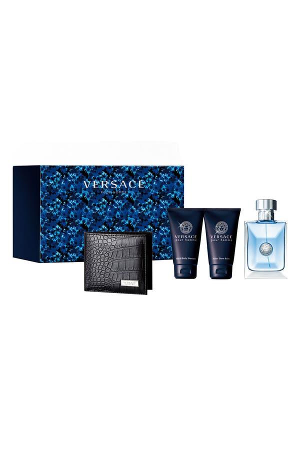 Main Image - Versace pour Homme Fragrance Set