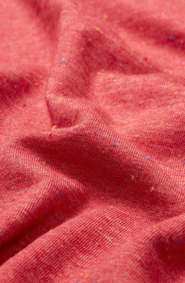 Alternate Image 3  - Topshop 'High Roller' Specked Tee (Petite)