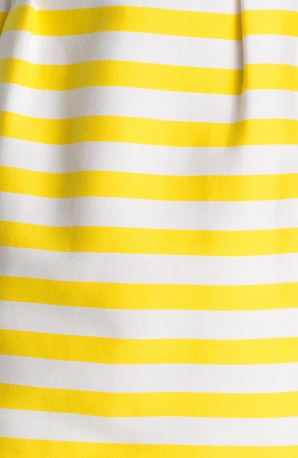Alternate Image 3  - kate spade new york 'barry' silk blend skirt