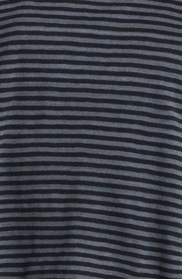 Alternate Image 3  - Eileen Fisher Stripe Jewel Neck Top (Online Only)