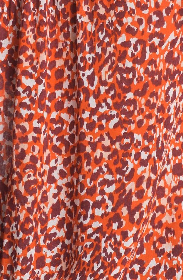Alternate Image 3  - Lucky Brand 'Safi - Mayan Cheetah' Blouse (Online Exclusive)