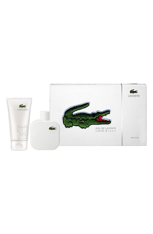 Alternate Image 1 Selected - Lacoste 'White' Fragrance Set