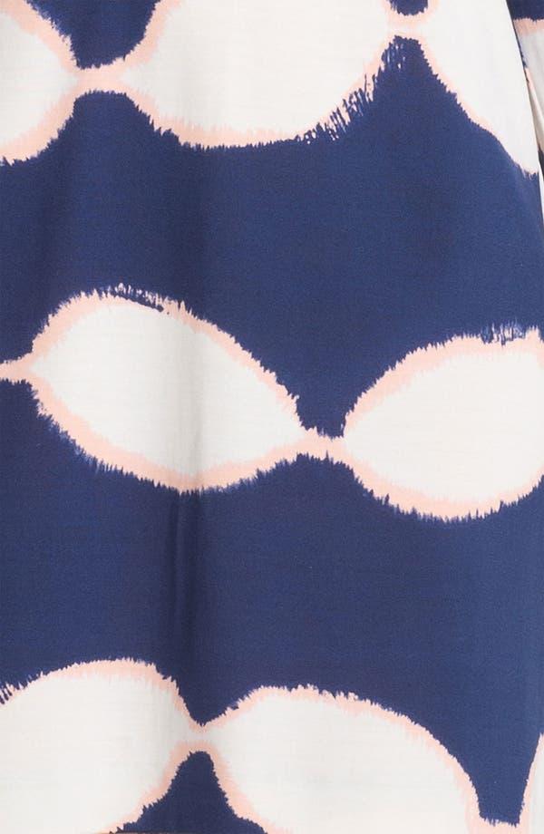 Alternate Image 3  - Diane von Furstenberg 'Reina' Silk A-Line Dress