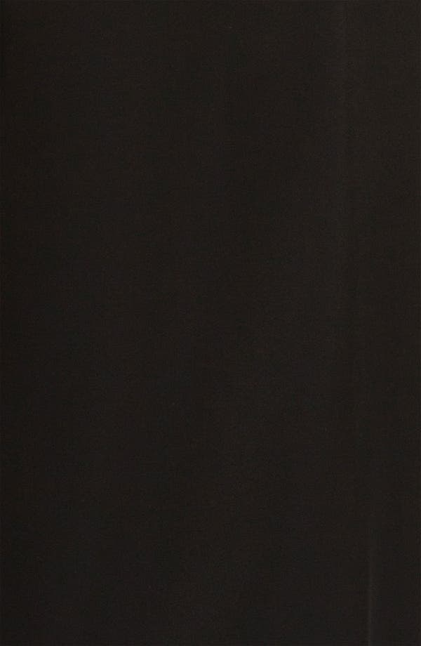 Alternate Image 5  - St. John Collection 'Kate' Liquid Satin Pants