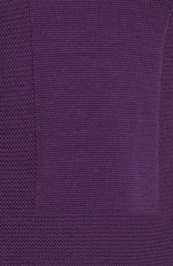 Alternate Image 4  - St. John Yellow Label Jewel Neck Micro Knit Shell