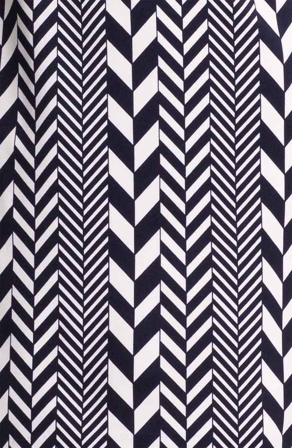Alternate Image 3  - MICHAEL Michael Kors Chain & Zip Trim Shift Dress