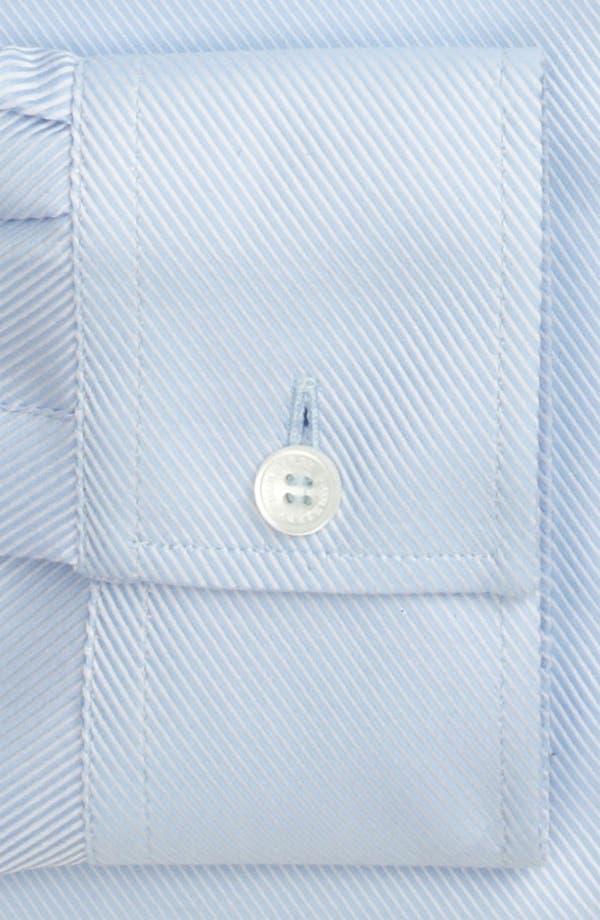 Alternate Image 2  - Burberry London Tailored Fit Dress Shirt