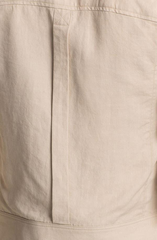 Alternate Image 3  - Ella Moss Crop Utility Jacket