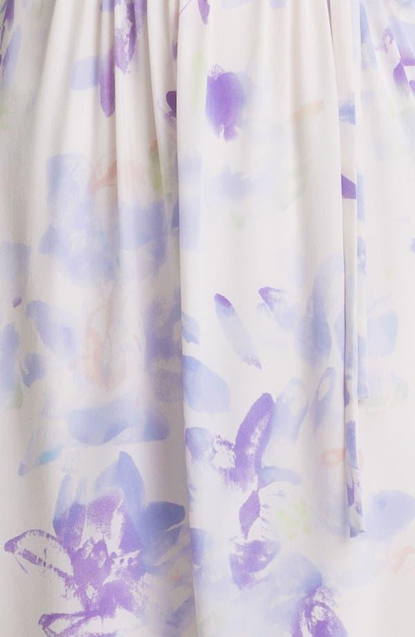 Alternate Image 3  - Rebecca Taylor 'Hawaii' Silk Shirtdress