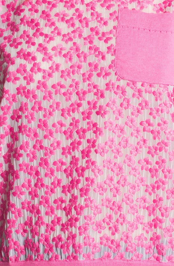 Alternate Image 3  - kate spade new york 'mercy' silk blend sweater