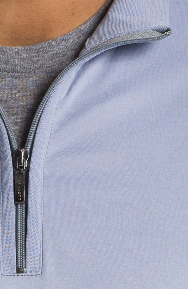 Alternate Image 3  - Robert Barakett 'Georgia' Half Zip Sweater