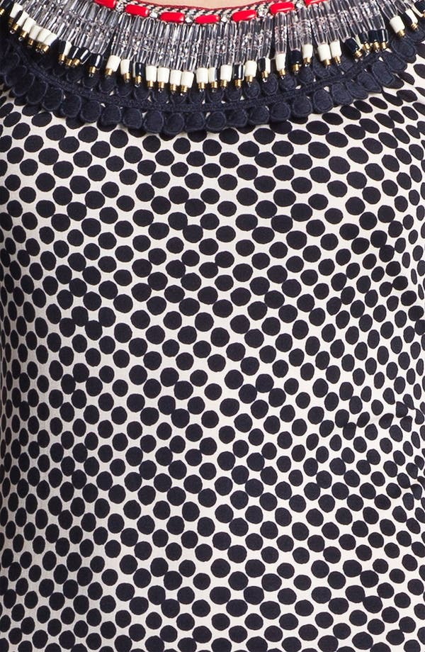 Alternate Image 3  - Tory Burch 'Teagan' Silk Sheath Dress