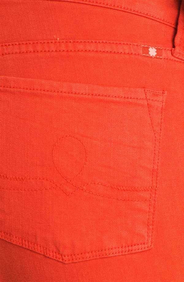 Alternate Image 3  - Lucky Brand 'Sofia' Colored Denim Skinny Jeans