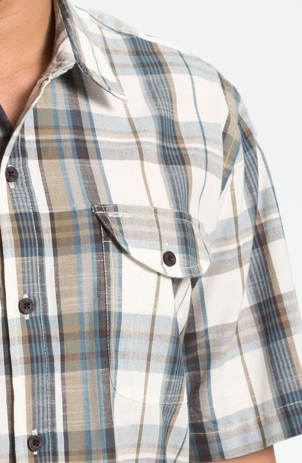 Alternate Image 3  - Ezekiel 'Woodhouse' Short Sleeve Plaid Woven Shirt