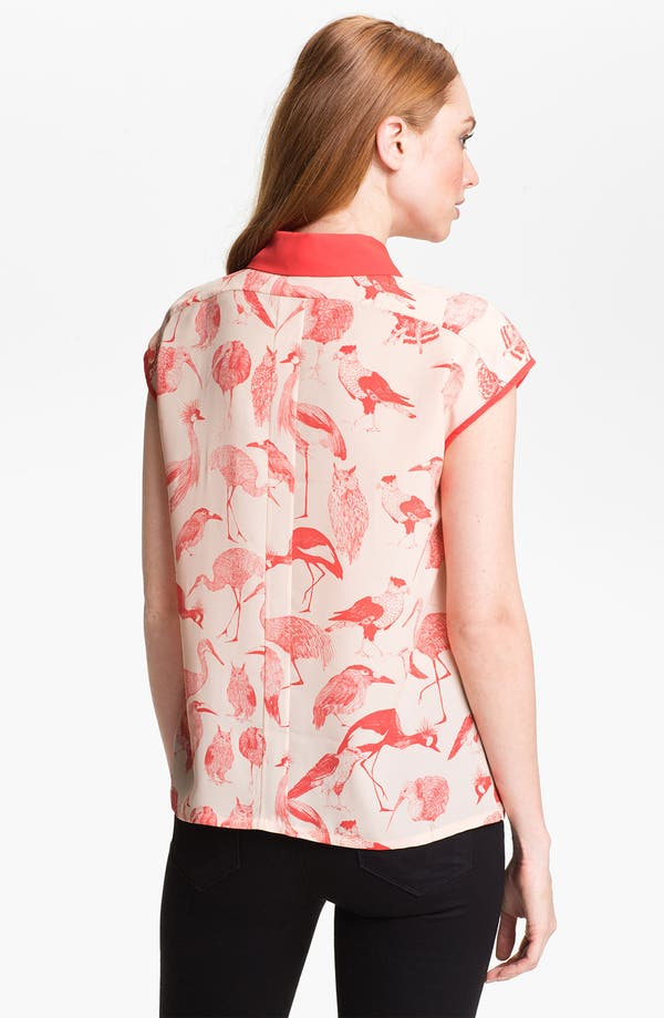 Alternate Image 2  - Ted Baker London Print Shirt (Online Only)