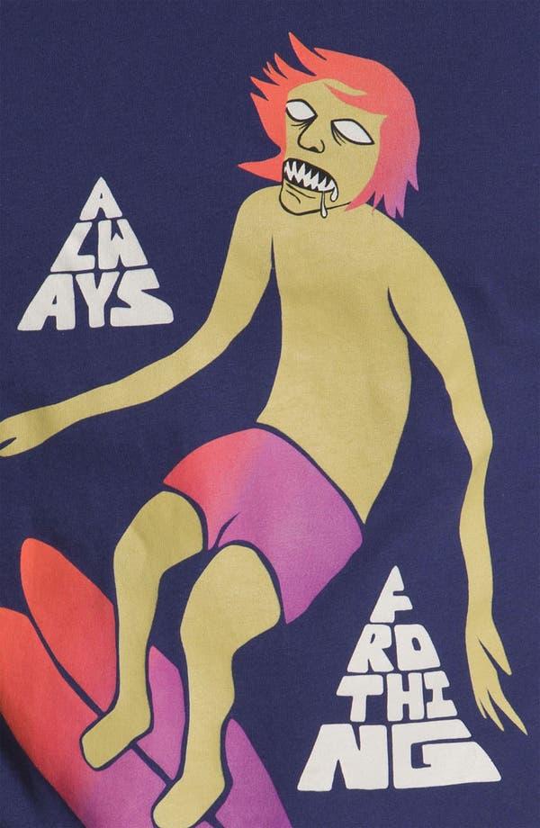 Alternate Image 3  - Vans 'Always Frothing' T-Shirt