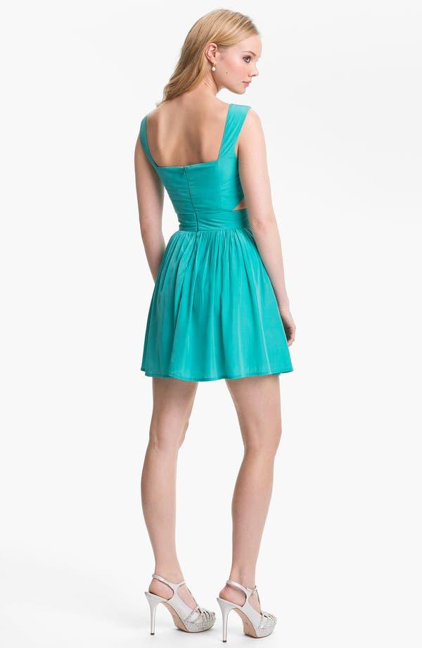 Alternate Image 2  - Keepsake the Label Side Cutout Fit & Flare Dress