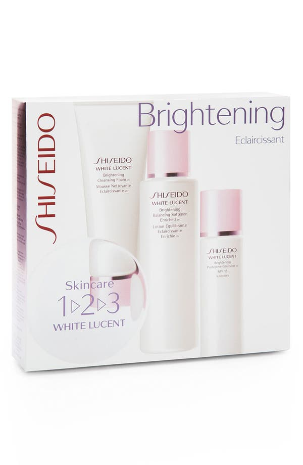 Alternate Image 2  - Shiseido 'White Lucent' Brightening Starter Set ($75 Value)