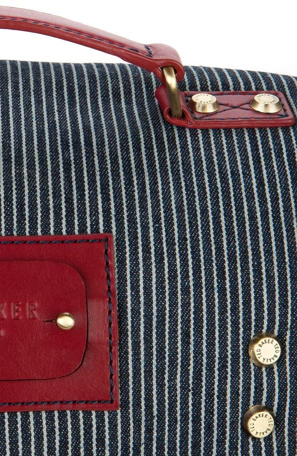 Alternate Image 4  - Ted Baker London 'Drumlen' Messenger Bag