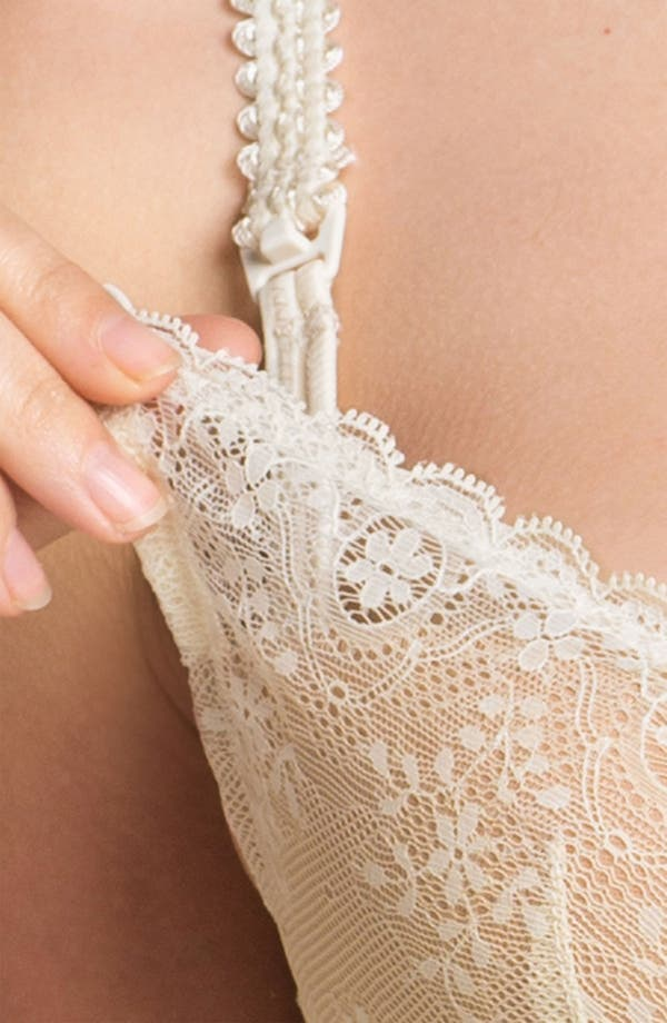 Alternate Image 3  - Le Mystère Sexy Mama Underwire Nursing Bra