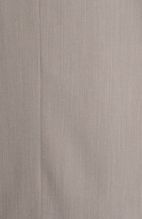 Alternate Image 6  - Michael Kors Trim Fit Wool Suit