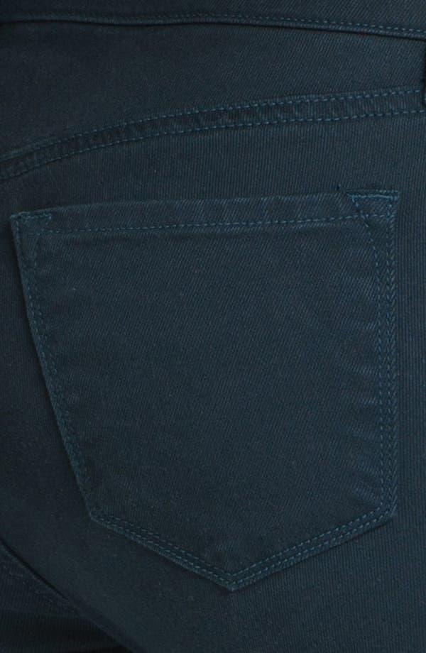 Alternate Image 3  - J Brand Denim Maternity Leggings (Nirvana Blue)