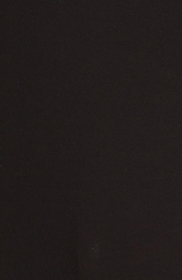 Alternate Image 3  - DKNYC Lace Yoke Top (Plus Size)