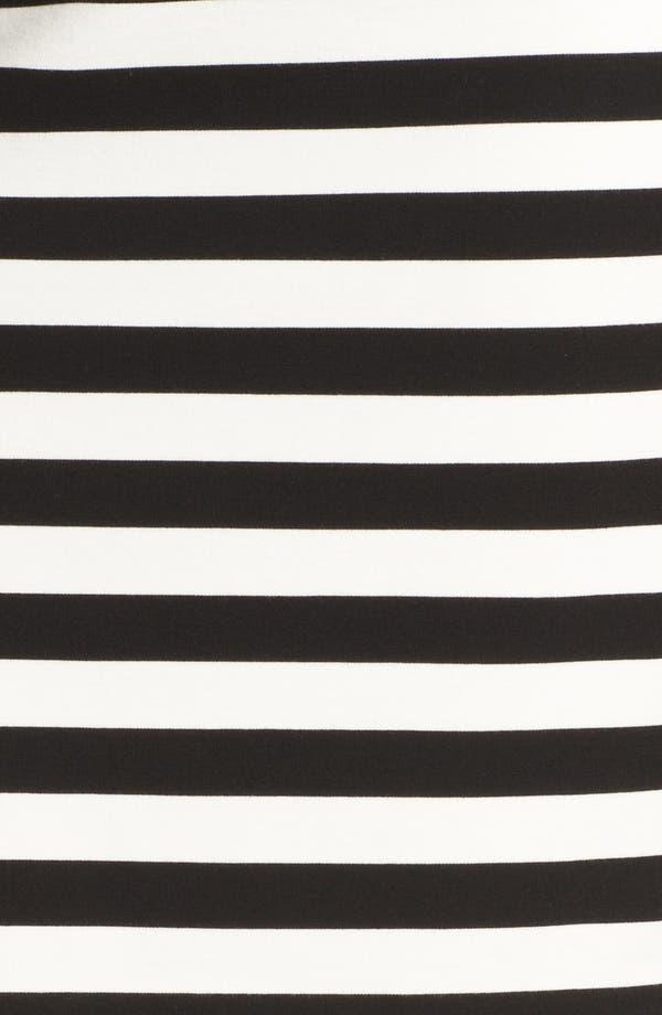 Alternate Image 3  - Vince Camuto Stripe Pencil Skirt (Plus Size)