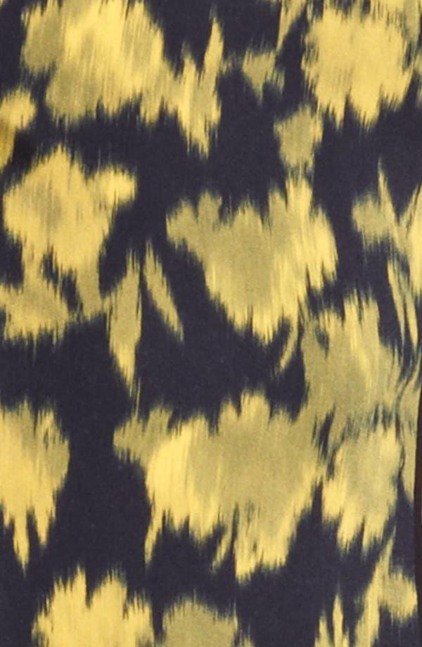Alternate Image 3  - Michael Kors Leaf Print Sheath Dress