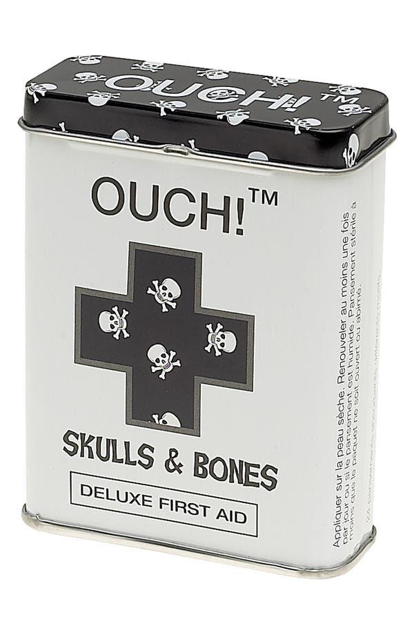 Main Image - NPW 'OUCH!™ - Skulls & Bones' Bandages (Juniors)