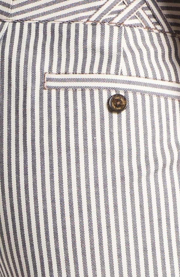 Alternate Image 3  - Tory Burch 'Sarah Jane' Stripe Shorts