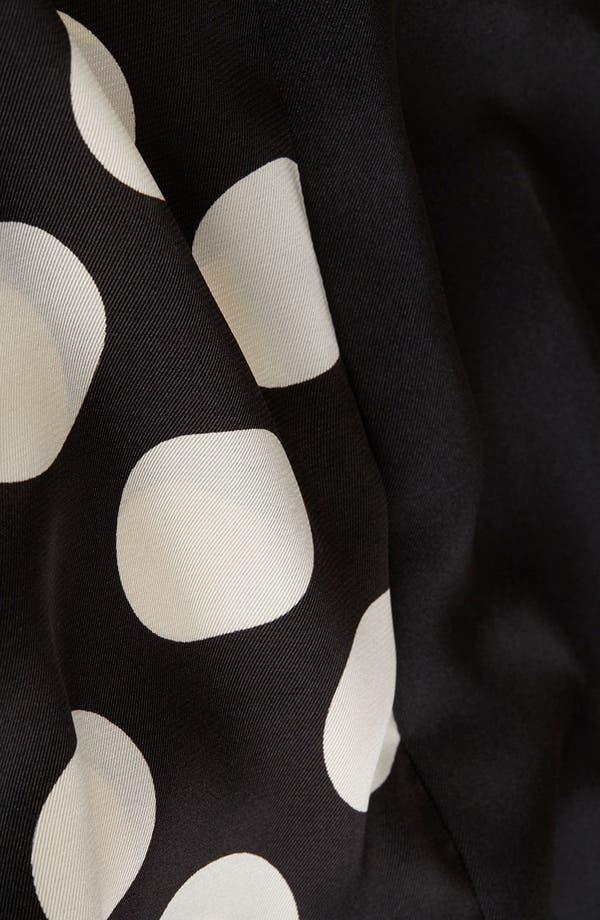 Alternate Image 4  - Topshop Spot Mix Tunic Dress