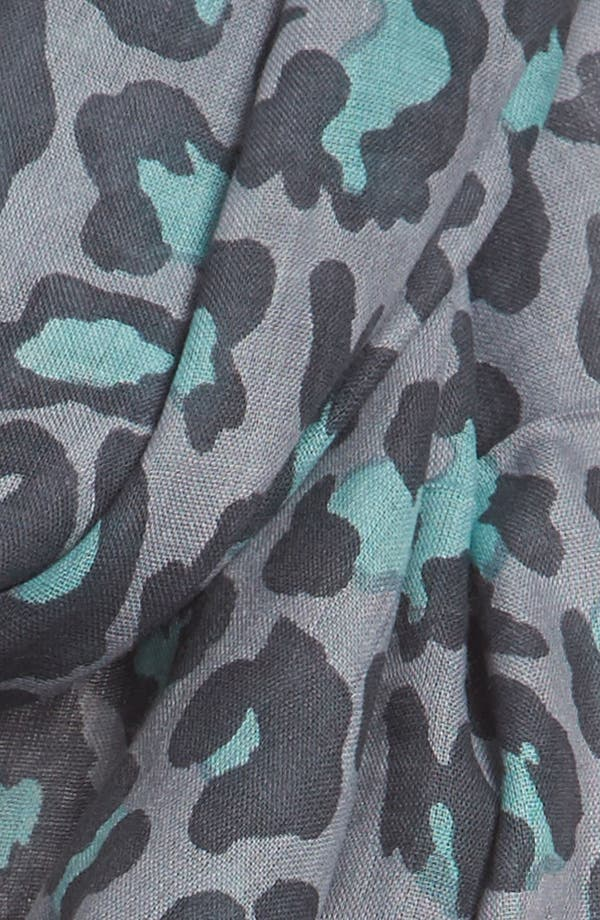 Alternate Image 2  - BP. Leopard Print Infinity Scarf