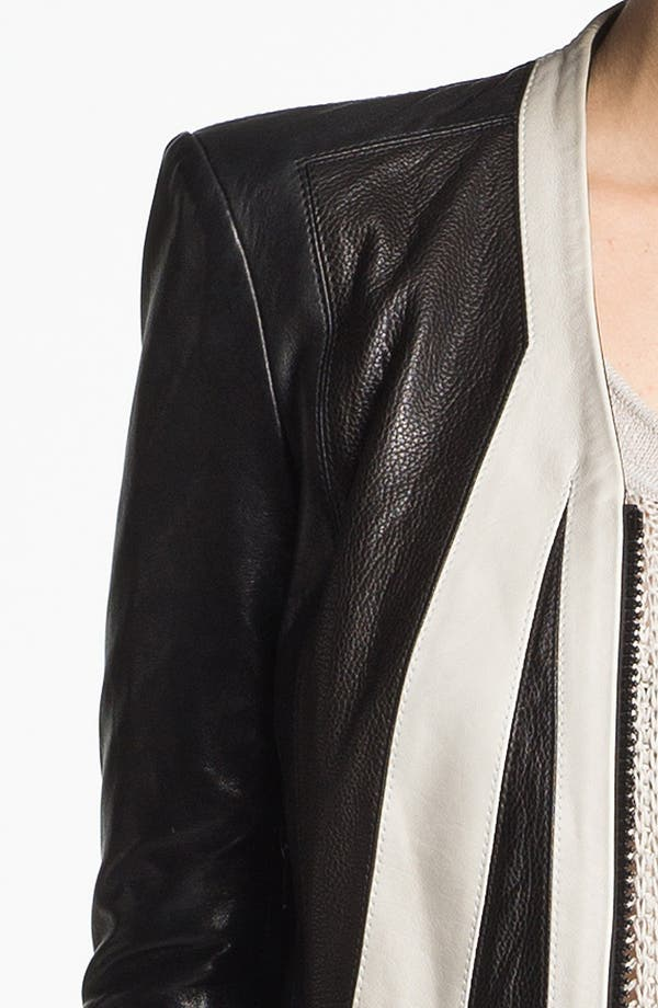 Alternate Image 7  - Helmut Lang 'Evolution' Leather Jacket